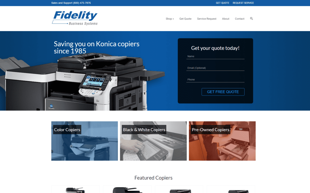 Fidelity Business Systems